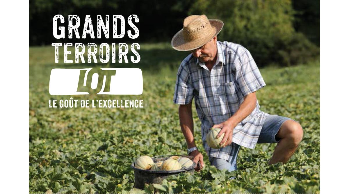 Comité de Promotion des Produits du Lot - filière Le Melon du Quercy.