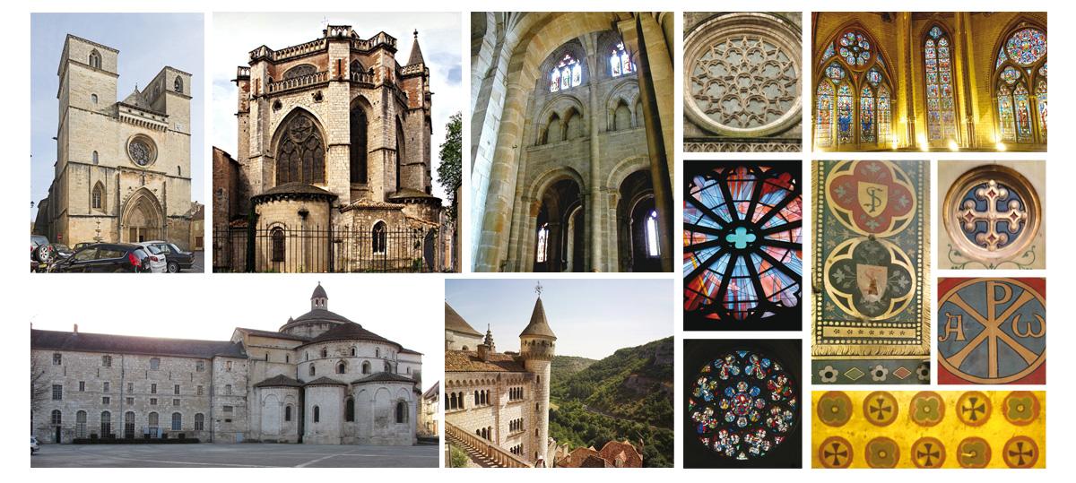 Patrimoine architecturale du diocèse de Cahors