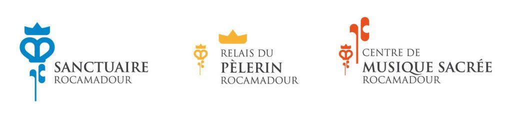 Les trois émanations du sanctuaire de Rocamadour