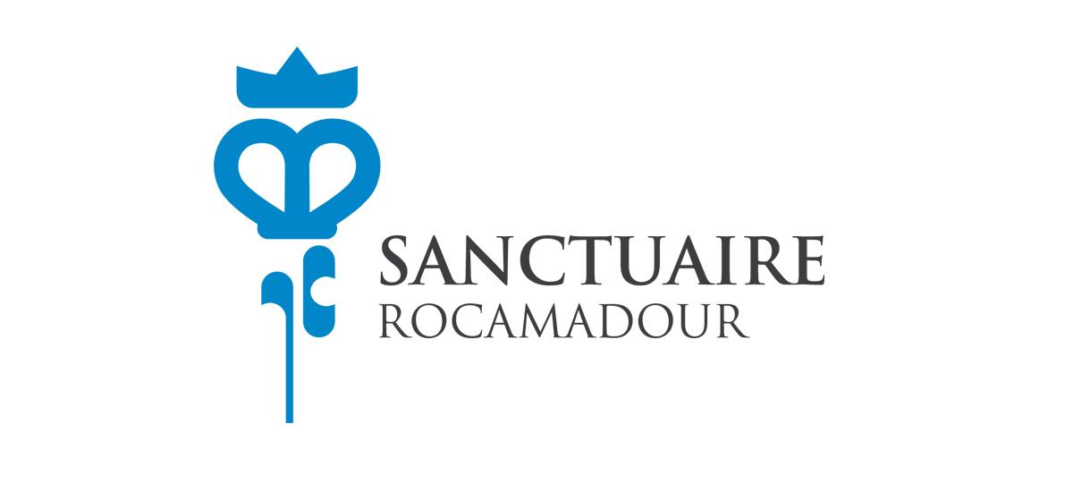 logo du sanctuaire de Rocamadour