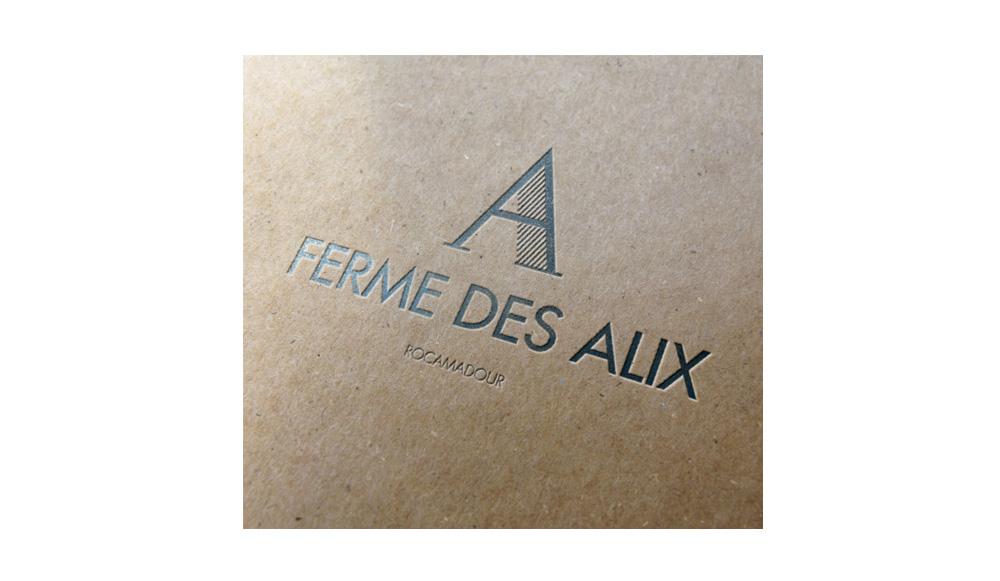 Signature Ferme des Alix à Rocamadour