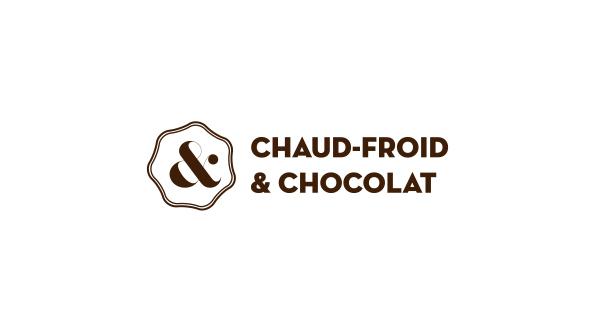 logo horizontal - creux de Chaud Froid et Chocolats - Genève, suisse