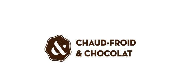 logo horizontale de Chaud Froid et Chocolats - Genève, suisse