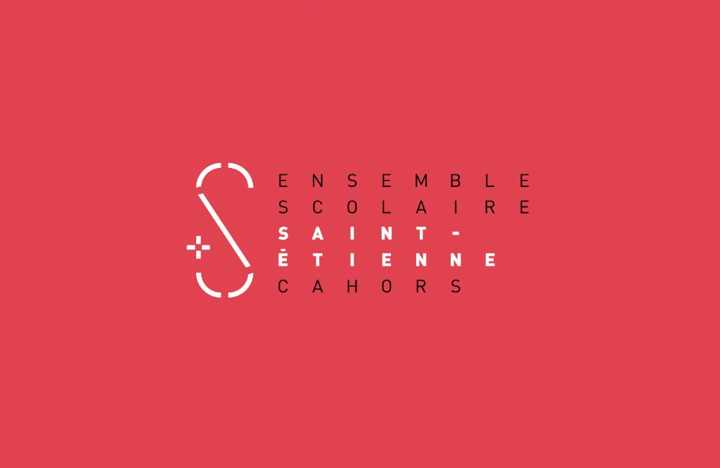 Logo ensemble scolaire Saint-Étienne à Cahors