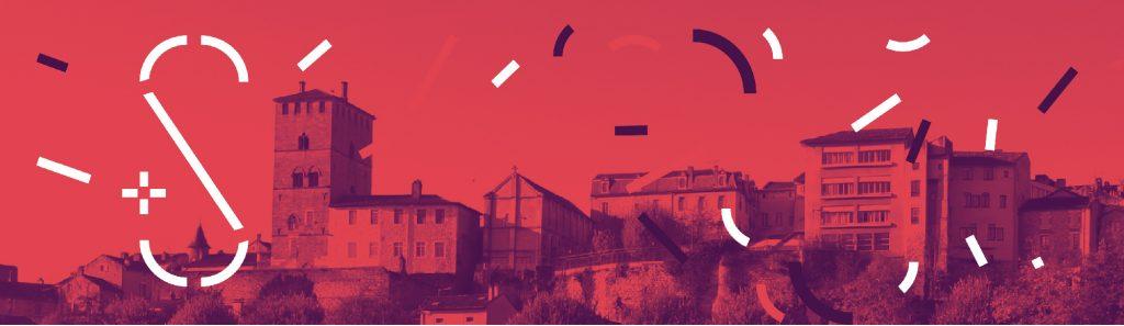 Identité visuelle ensemble scolaire Saint-Étienne à Cahors