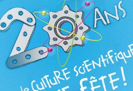 20 ans de culture scientifique