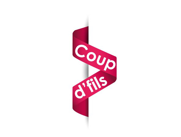 Logo de l'association Coup d'fils