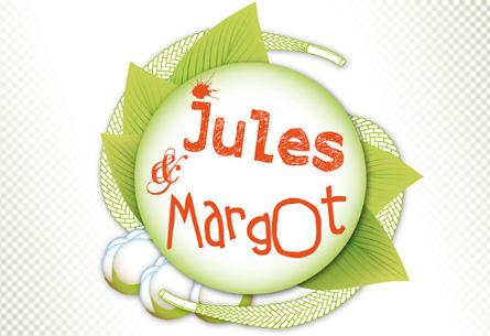 """Jules et Margot <span class=""""smallerTitle"""">Chaussures et accessoires</span>"""