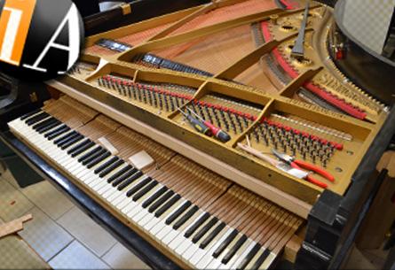 Pianos Nicolas Bruère