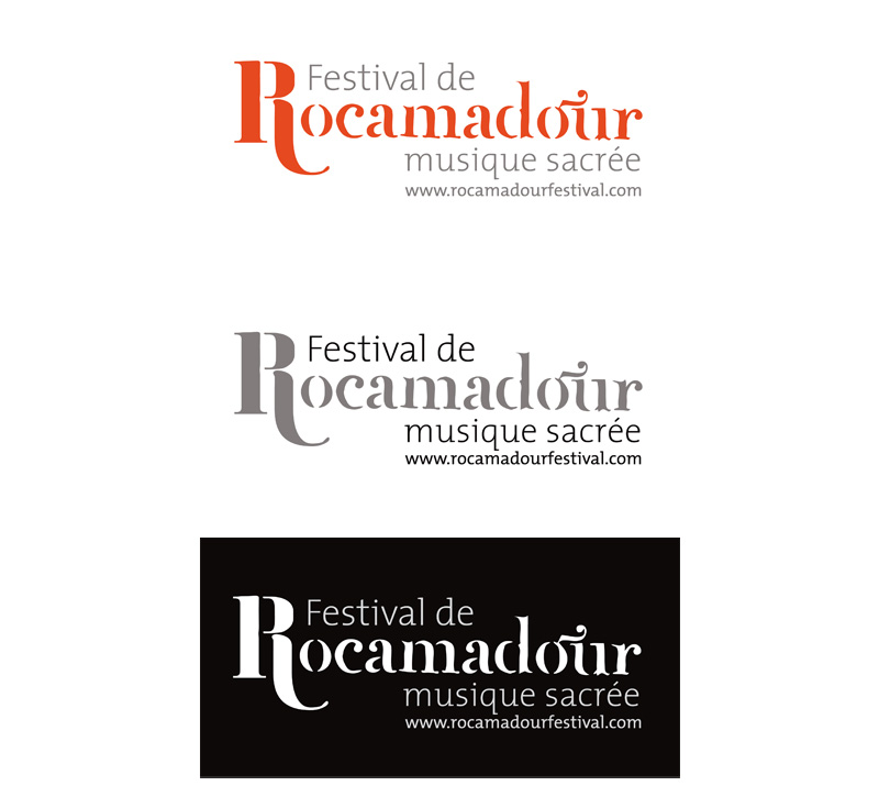 logo Festival de Rocamadour