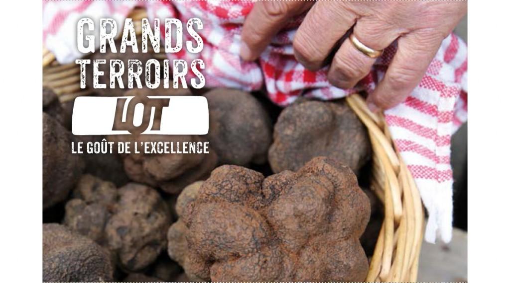 Comité de Promotion des Produits du Lot - filière La truffe de Lalbenque.