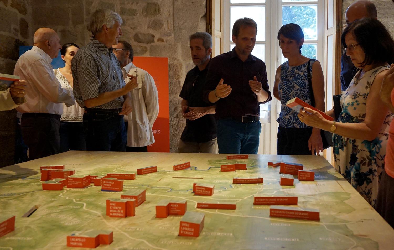 exposition médiation culturelle : la labellisation du Pays d'art et d'histoire