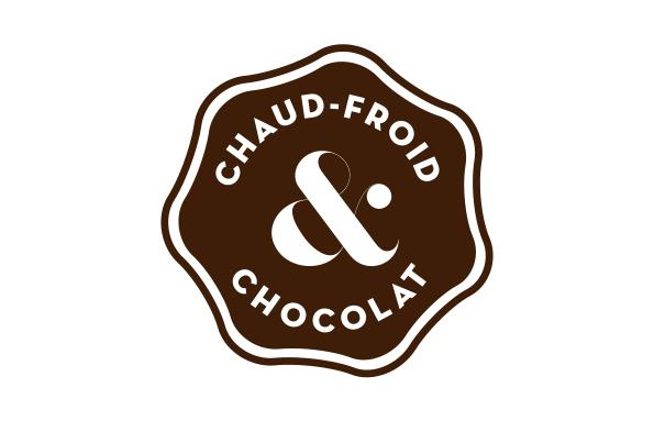 logo macaron Chaud Froid et Chocolats
