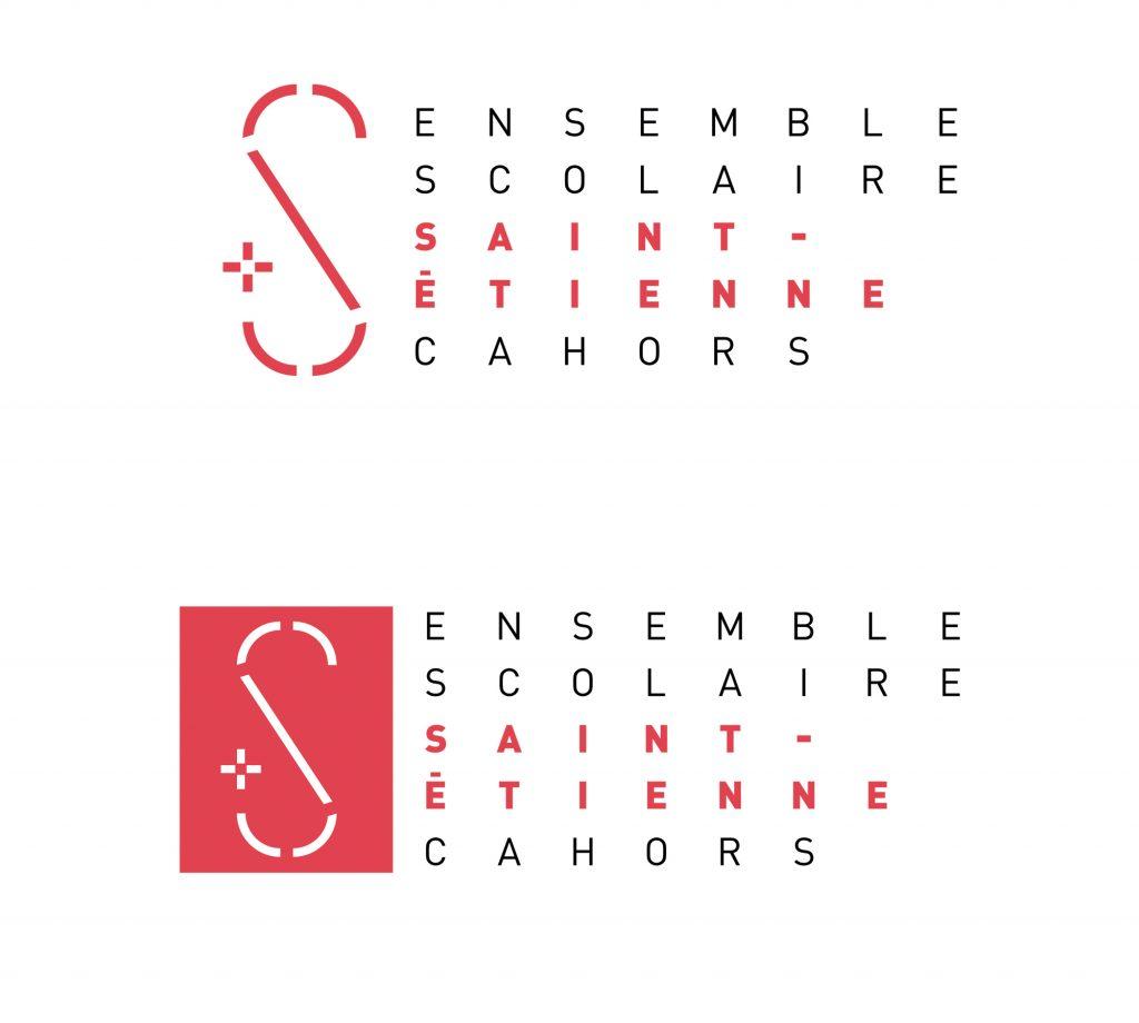 Logo dans sa forme la plus fréquente