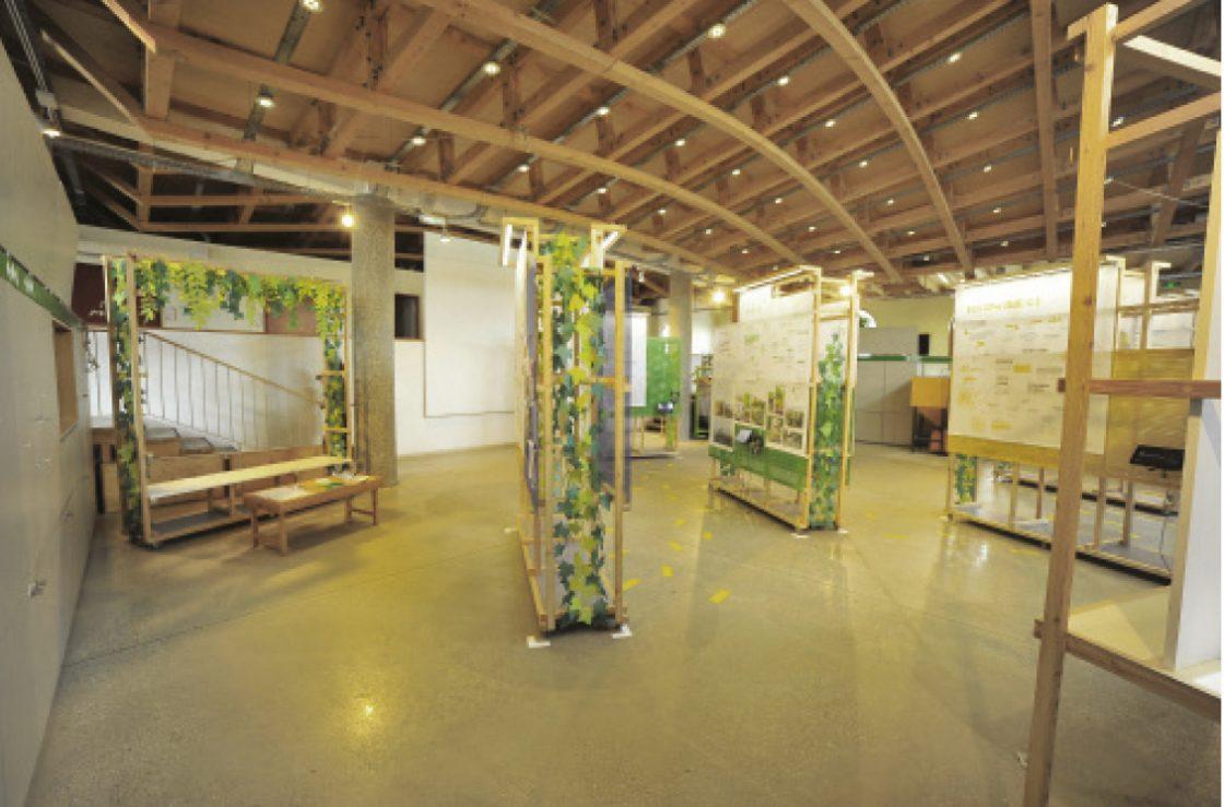 Exposition L'humain espèce invasive ? Bordeaux métropole - maison écocitoyenne